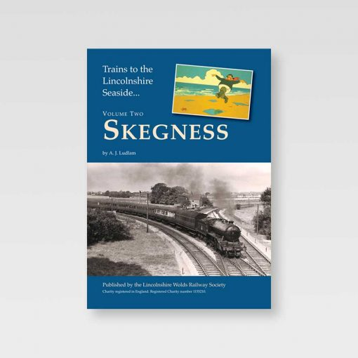 Book Cover - Skegness by A. J. Ludlam