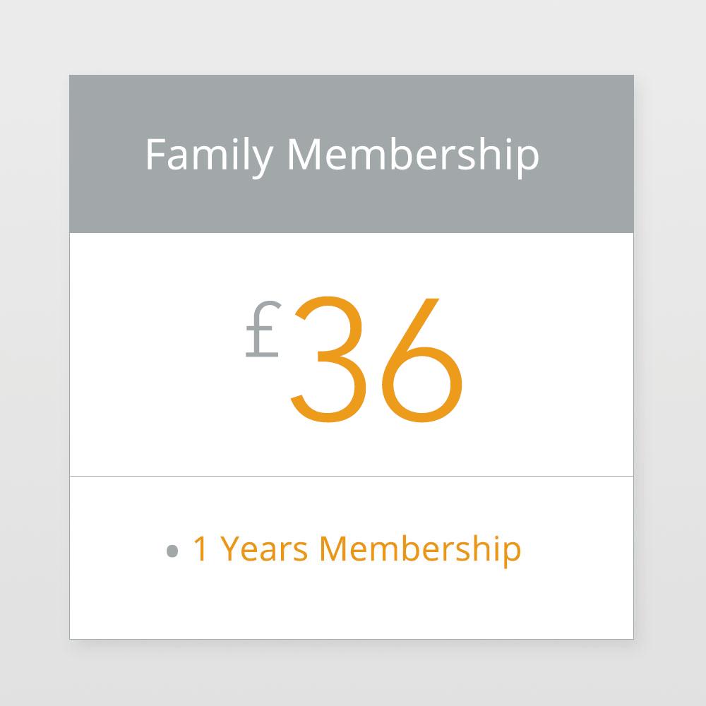 Family Membership £36