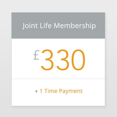 Joint Life Membership