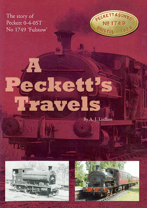 A Peckett's Travels by A.J. Ludlam