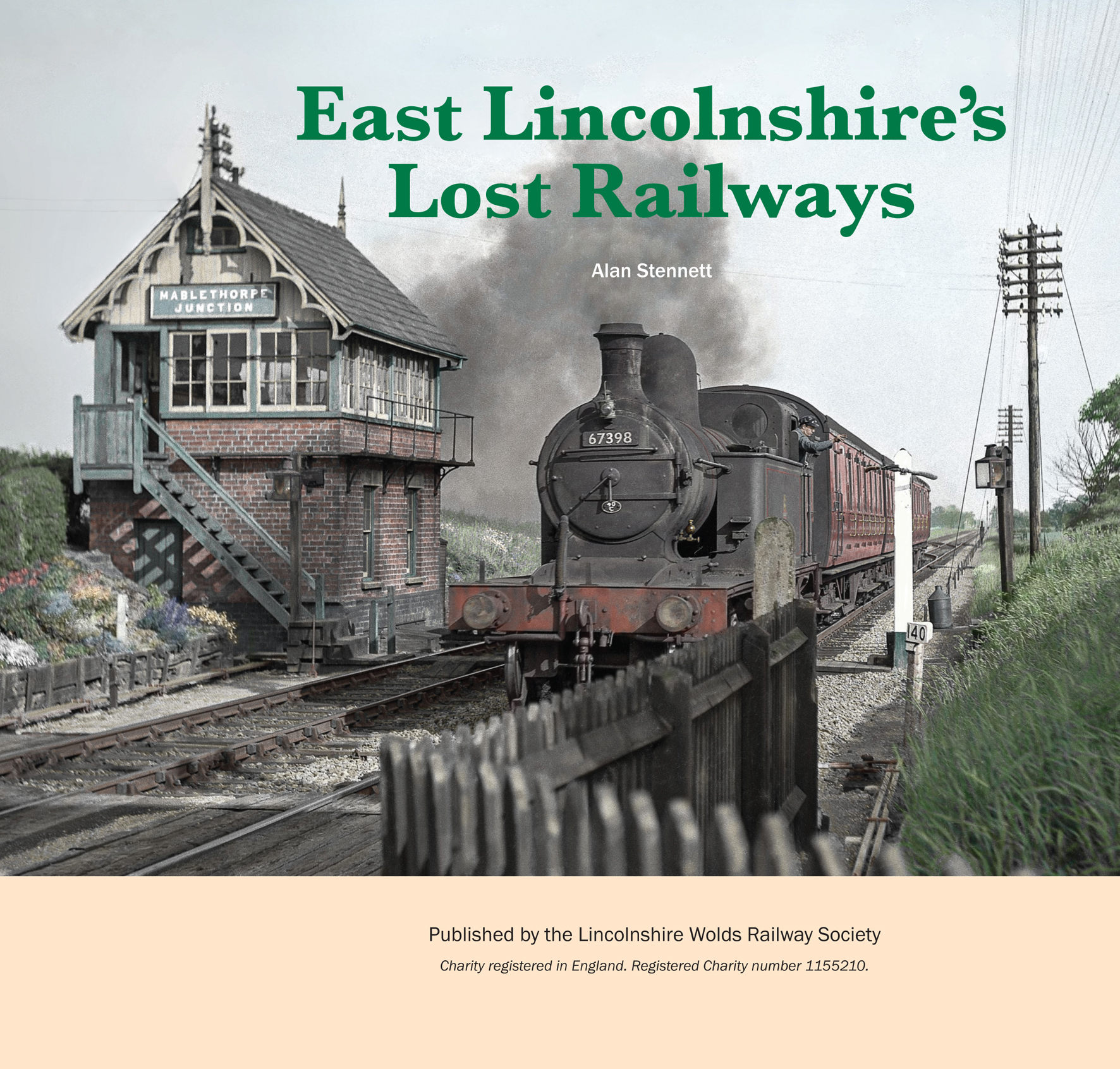 East Lincolnshire Railways book Cover